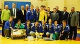 Kuršėnuose paaiškėjo šalies komandinio imtynių čempionato nugalėtojai