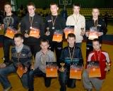 Lietuvos jaunučių pirmenybių nugalėtojai