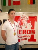 D.Domikaitytė – tarptautinio moterų imtynių turnyro nugalėtoja