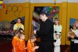 Imtynininkas M.Mizgaitis – vaikų darželyje organizuotos sporto šventės svečias