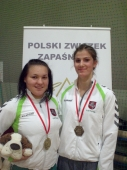 Imtynininkei G.Blekaitytei – Lenkijos jaunimo čempionė