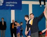 58kg Justas Petravicius (Tauragė) ir Svajūnas Bernadišius (Panevėžys)