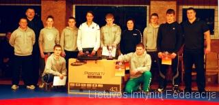 2011-taurages-imtyniu-komanda