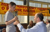 Imtynininkas K.Šleiva – tarptautinio turnyro nugalėtojas