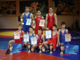 Lietuviai - turnyro nugalėtojai ir prizininkai