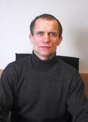 LIF viceprezidentas Giedrius Dambrauskas