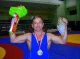N.Ilkevičius – pasaulio imtynių veteranų  čempionato nugalėtojas