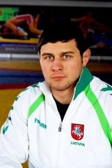 Aldas Lukošaitis (96 kg)