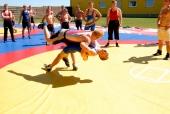 Jaunieji imtynininkai pagrindiniams metų startams ruošiasi pajūryje