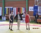 Finalinę kovą prieš Estijos sportininką laimėjo anykštėnas Dominykas Orlovas