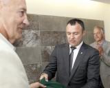 Darius Čepauskas ir Rimantas Bagdonas