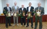 Lietuvos imtynininkams ir imtynių treneriams – KKSD apdovanojimai