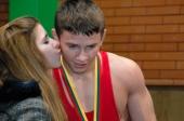 Imtynininkas R.Dagys tarptautiniame turnyre Minske iškovojo sidabro medalį