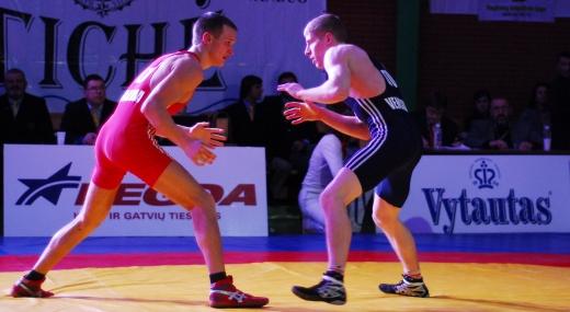 Mindaugas Šurmaitis (kairėje) ir Edgaras Venckaitis (dešinėje)