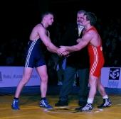 Atgarsiai: Lietuvos imtynių čempionate jaunimas atkakliai priešinosi favoritams