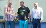 Imtynių legenda A.Medvedis – turnyro Pagėgiuose svečias