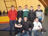 Svarbiausiems startams imtynių jaunių rinktinė ruošiasi Baltarusijoje