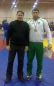 Sėkmingi imtynininkų startai Latvijoje