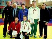 Keturi imtynininkai tapo tarptautinio turnyro Baltarusijoje prizininkais