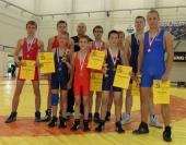 Trys Joniškio imtynininkai tapo tarptautinio turnyro nugalėtojais (protokolai)