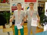 A.Žekas – imtynių turnyre Vokietijoje užėmė antrą vietą