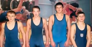 iš kairės: Airidas Danusevičius, Martynas Nemsevičius, Povilas Danilevičius, Darius Venckaitis