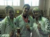 Danutė Domikaitytė – tarptautinio turnyro Baltarusijoje nugalėtoja