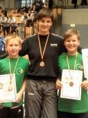 Danutė Domikaitytė – tarptautinio turnyro Vokietijoje nugalėtoja