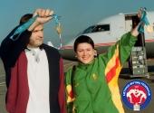 Lietuvos imtynių federacijos prezidiumo nariai pasirinko V.Aleknos kandidatūrą