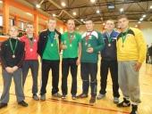 Tarptautiniame imtynių turnyre Estijoje lietuviai iškovojo du aukso medalius