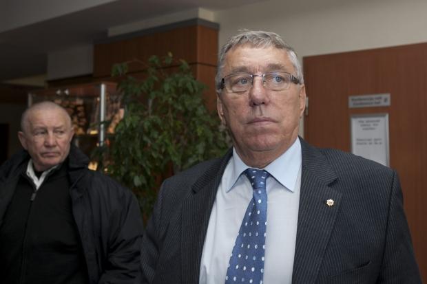 Raphaelis Martinettis 2012 m. Vilniuje, tarptautiniame imtynių teisėjų seminare