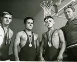 A. Limantas, Z. Bertulis, V. Krutko, P. Abelkis, 1970