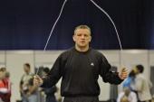 """Pasaulio imtynių čempionatas: prieš svarbiausius startus atletai """"degina"""" paskutinius kilogramus (Foto, video)"""
