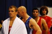 Pasaulio imtynių čempionatas: pirmoje L.Adomaičio dvikovoje – gerai pažįstamas baltarusis