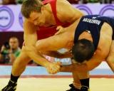L.Adomaitis vs D.Gamzatovas