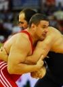 Imtynininkas M.Mizgaitis: tarptautiniame sporto festivalyje vyrai iki paskutinių jėgų draskysis ant kilimo