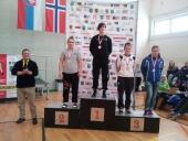 D.Domikaitytė – tarptautinio imtynių turnyro Lenkijoje nugalėtoja
