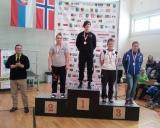 Czarny Bor Open turnyro nugalėtoja Danutė Domikaitytė