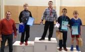 Trys Lietuvos atletai tapo imtynių turnyro Latvijoje nugalėtojais