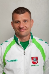 Treneris Aivaras Kaselis