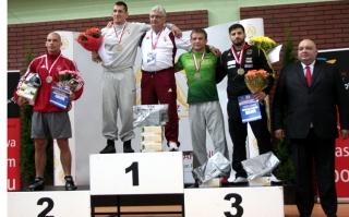 Aleksandras Kazakevičius - tarptautinio turnyro Lenkijoje prizininkas