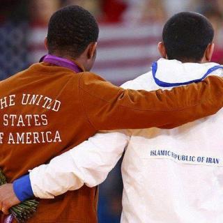 JAV ir Iranas - draugai!?