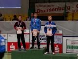 Anykštėnai D.Krikščiūnas ir D.Grybas – tarptautinio imtynių turnyro Vokietijoje nugalėtojai