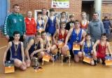 Laisvųjų ir moterų imtynių jaunių čempionate varžybų debiutantės iš Kupiškio ir Ukmergės iškovojo aukso medalius