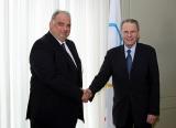 N.Lalovičius TOK prezidentui išdėstė problemų sprendimų būdus