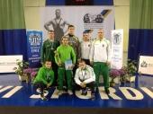 Lietuvos imtynių komanda tarptautiniame turnyre Estijoje užėmė antrą vietą