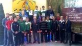 Imtynininkas Kristupas Šleiva triumfavo turnyre Lenkijoje