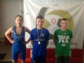 Vilniuje paaiškėjo atvirojo miesto jaunučių imtynių turnyro nugalėtojai