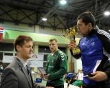 Le LIF prezidentas K.Dobrovolskas sveikina Žonibeką Otabekovą