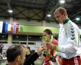 Romui Fridrikui - nugalėtojo taurė